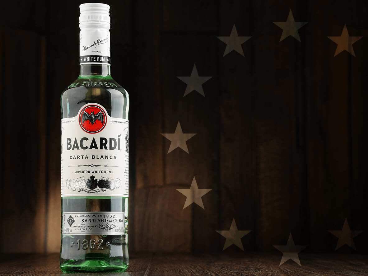 How Brandstock Helped BACARDI Successfully Register Its EU Trademark